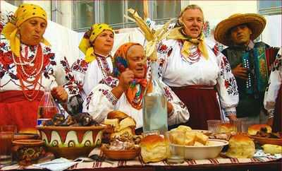 Свадьба в Украине: традиции, обычаи, культура