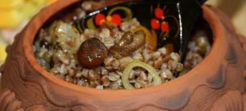 Рецепты курицы с грибами в горшочке в духовке,