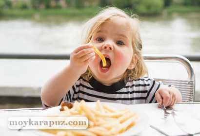 Гастродуоденит у детей острый, хронический