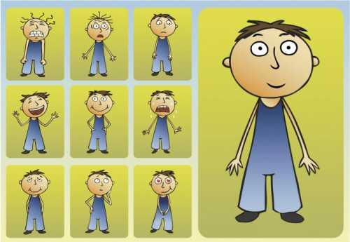 Эмоции могутвызыватьс якак реальными, так и воображаемыми ситуациями