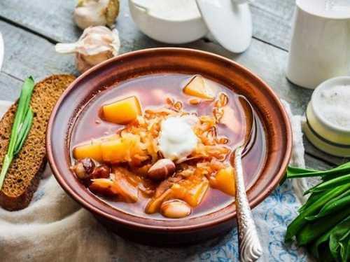 Полезно ли есть суп каждый день