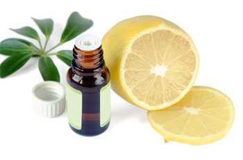 Эфирное масло лимона для ногтей