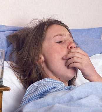 Лечение сильного сухого кашля