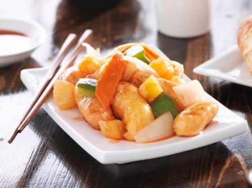 Рецепты курицы в китайском соусе: секреты выбора