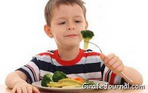 Чем кормить детей дошкольного возраста
