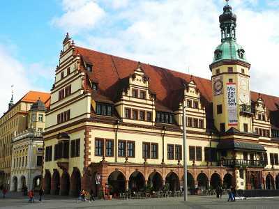 Лейпциг — город ярмарок