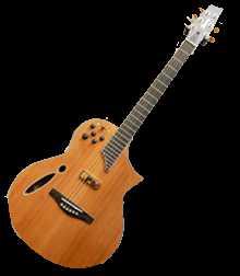 Гитара — инструмент для знакомства