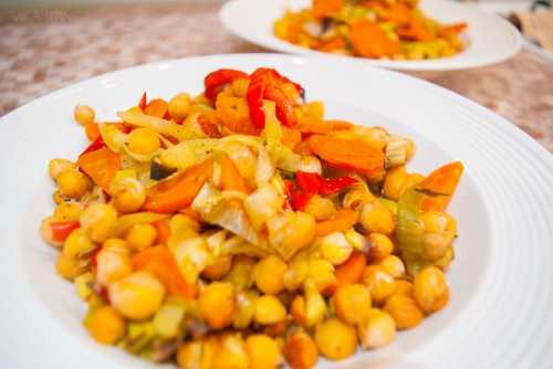 Как приготовить булгур с овощами-гриль - пошаговый рецепт с фото