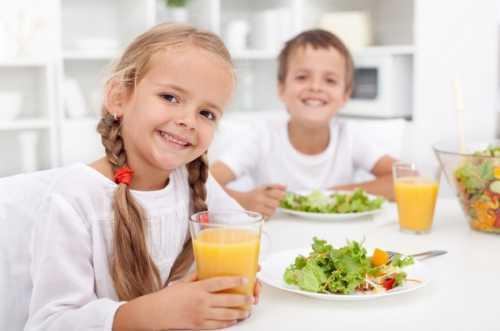 Принципы правильного питания при акне
