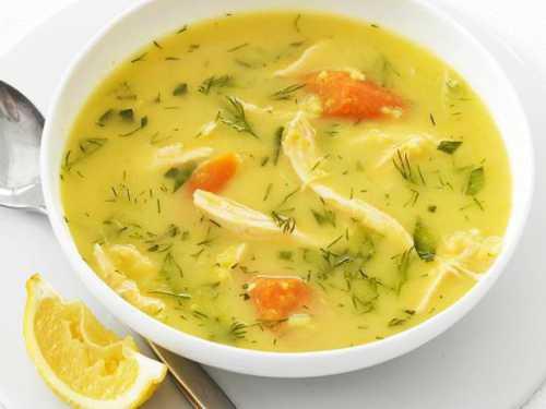 Рецепты супа с плавленым сыром и курицей, секреты