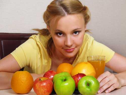 10 Принципов диеты для подростков