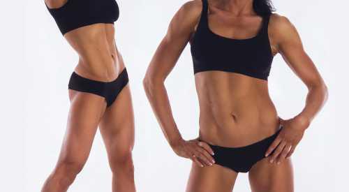 Кроме того, если жир уходит слишком быстро, то кожа мгновенно провисает