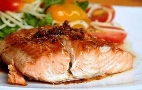 Рецепты стейка из сёмги: секреты выбора