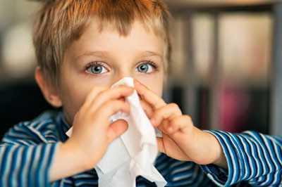 Лечим детский насморк: Протаргол