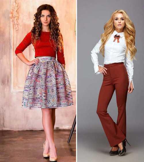 Для женщин старше лет производители женской одежды предлагают модные коллекции одежду разных расцветок и фасонов