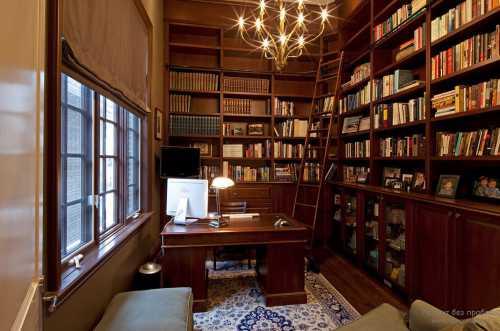 Библиотека в вашем доме