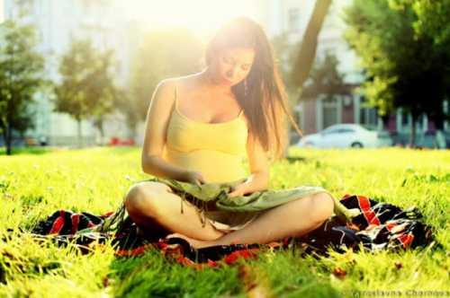Беременность летом: как легче перенести