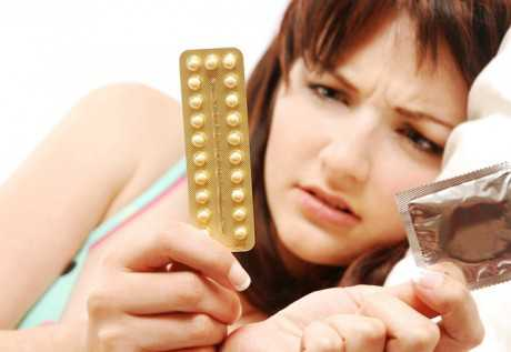 Опасные методы контрацепции